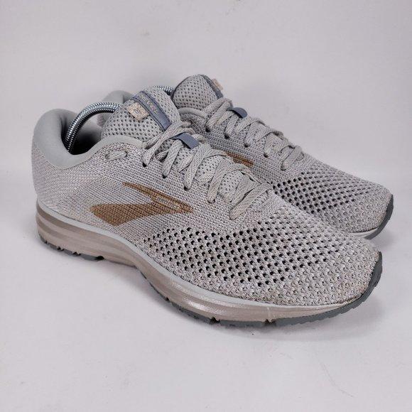 Brooks Shoes | Revel 2 Running White